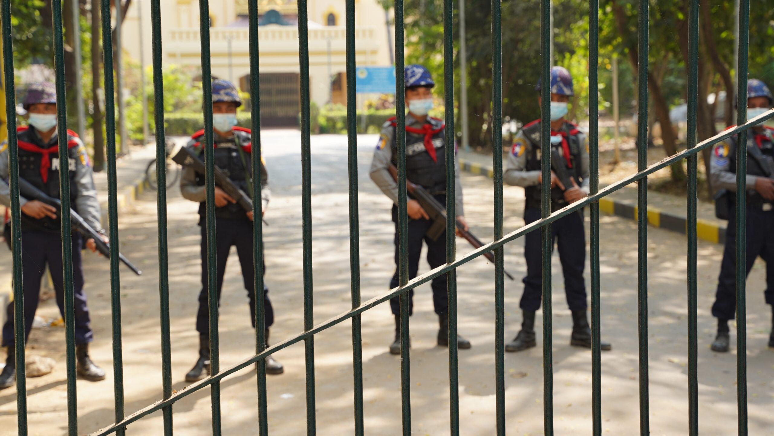Myanmar: UN Security Council must urgently impose arms embargo