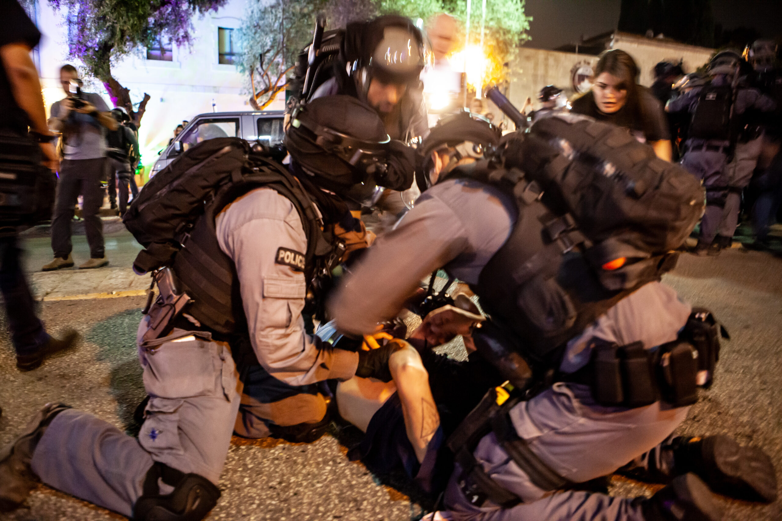 Israeli police targeted Palestinians with discriminatory arrests, torture and unlawful force