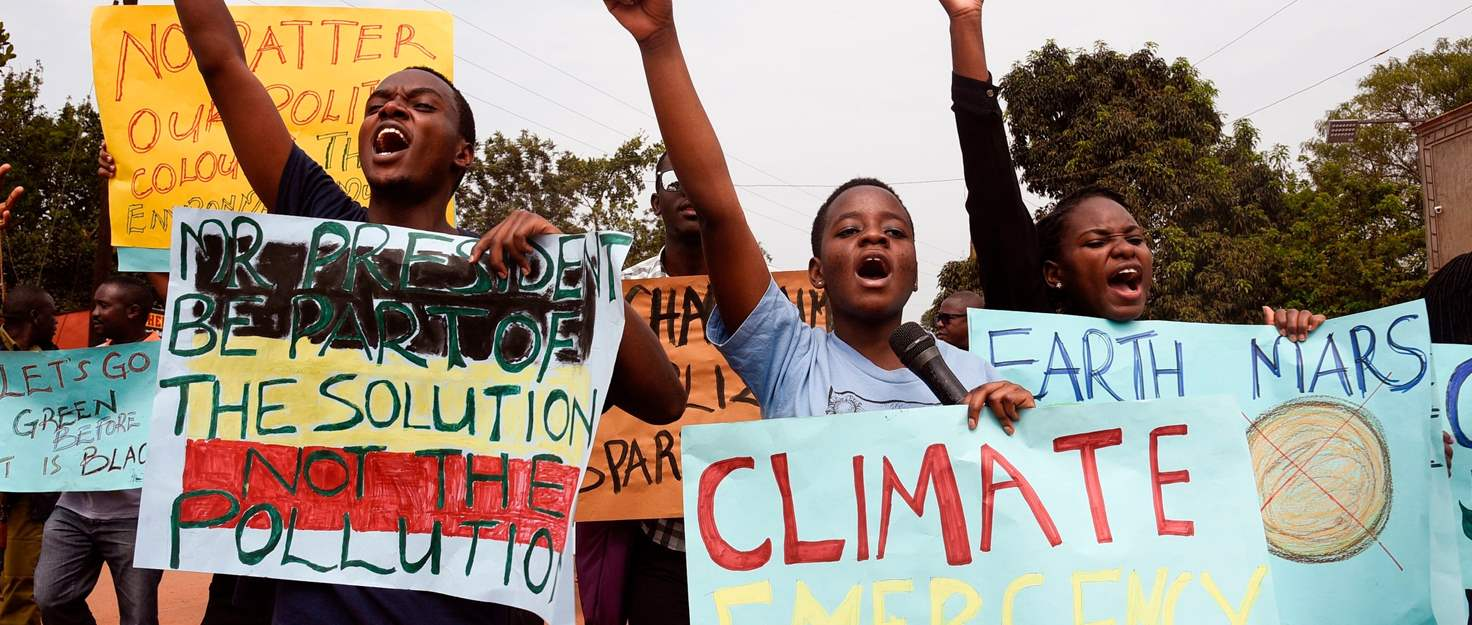 Governments must stop conniving with fossil fuel industries to burn our rights