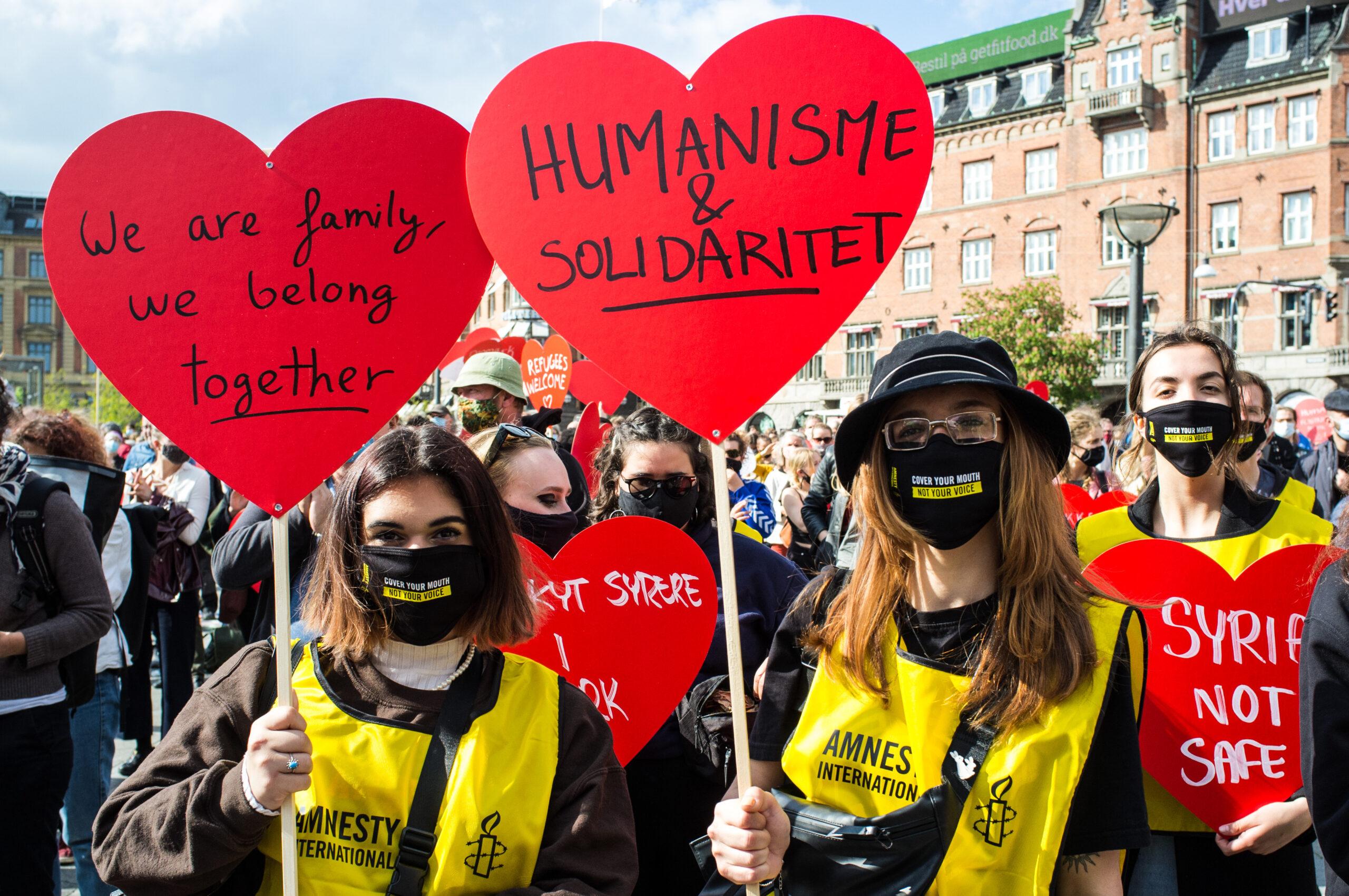 Denmark: Don't send refugees back to Syria