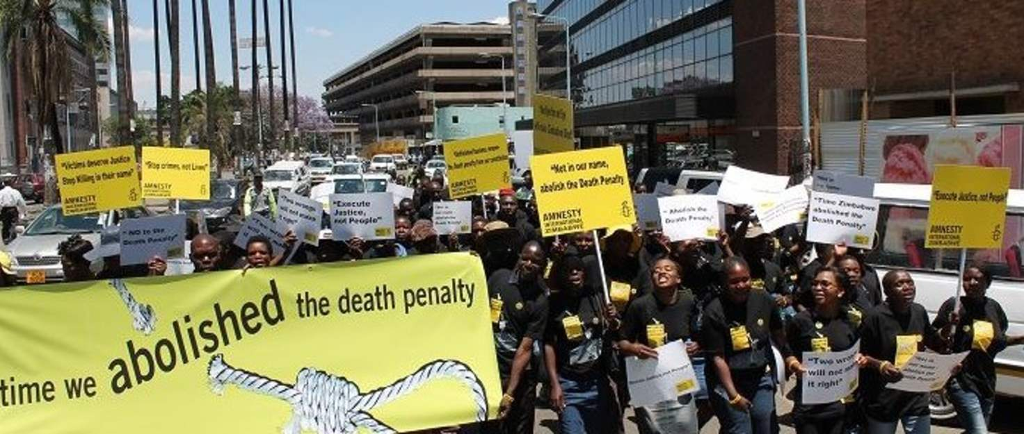 Sierra Leone: Abolition of death penalty a major victory