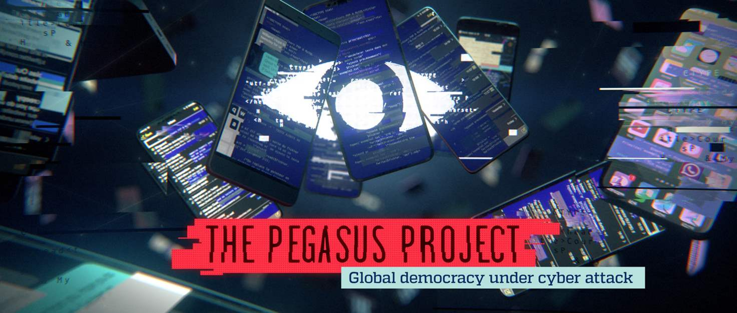 The Pegasus Project: Massive data leak reveals Israeli NSO Group's spyware used to target activists, journalists, and political leaders globally