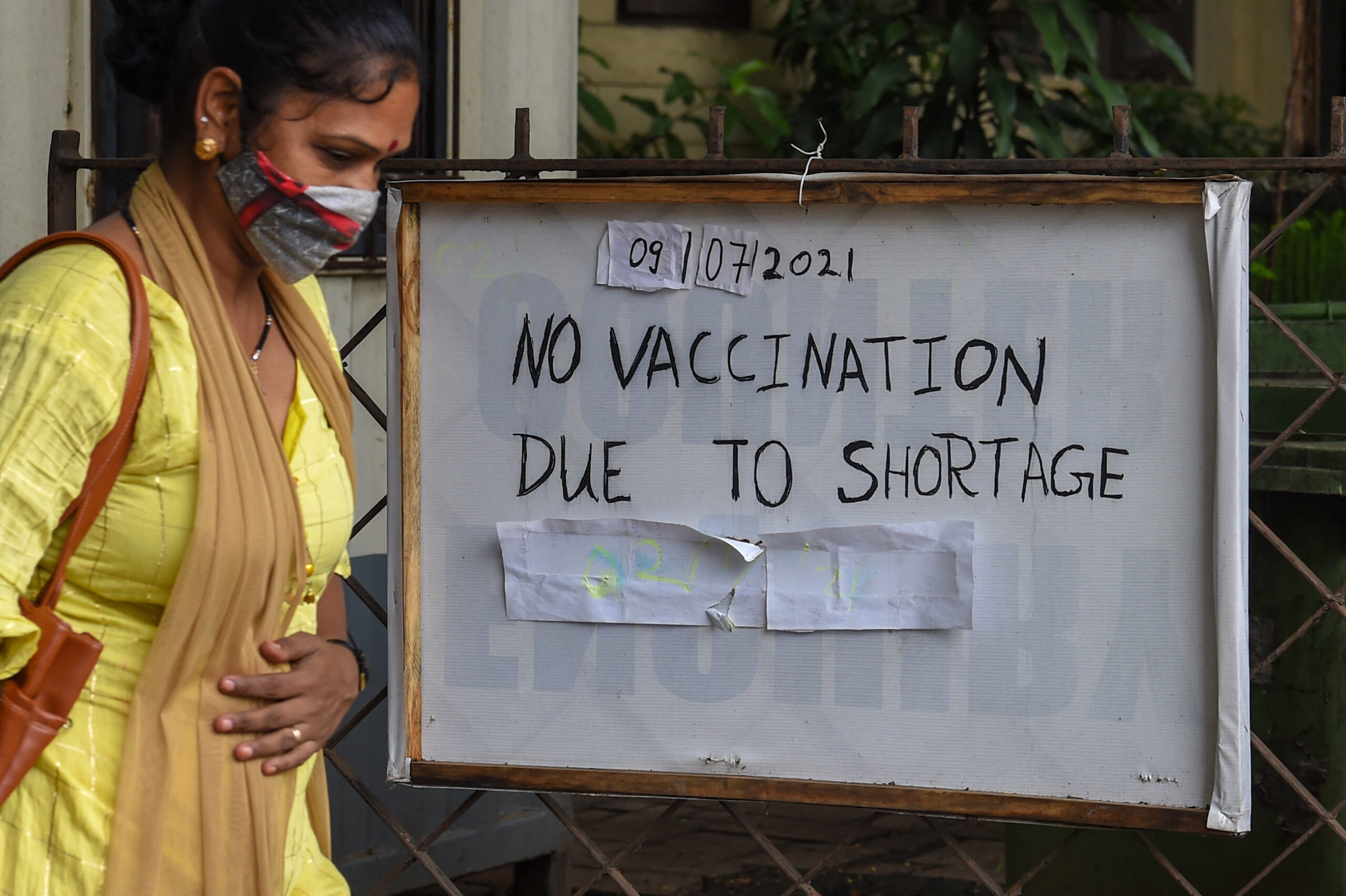 End Covid-19 Vaccine Inequality Now