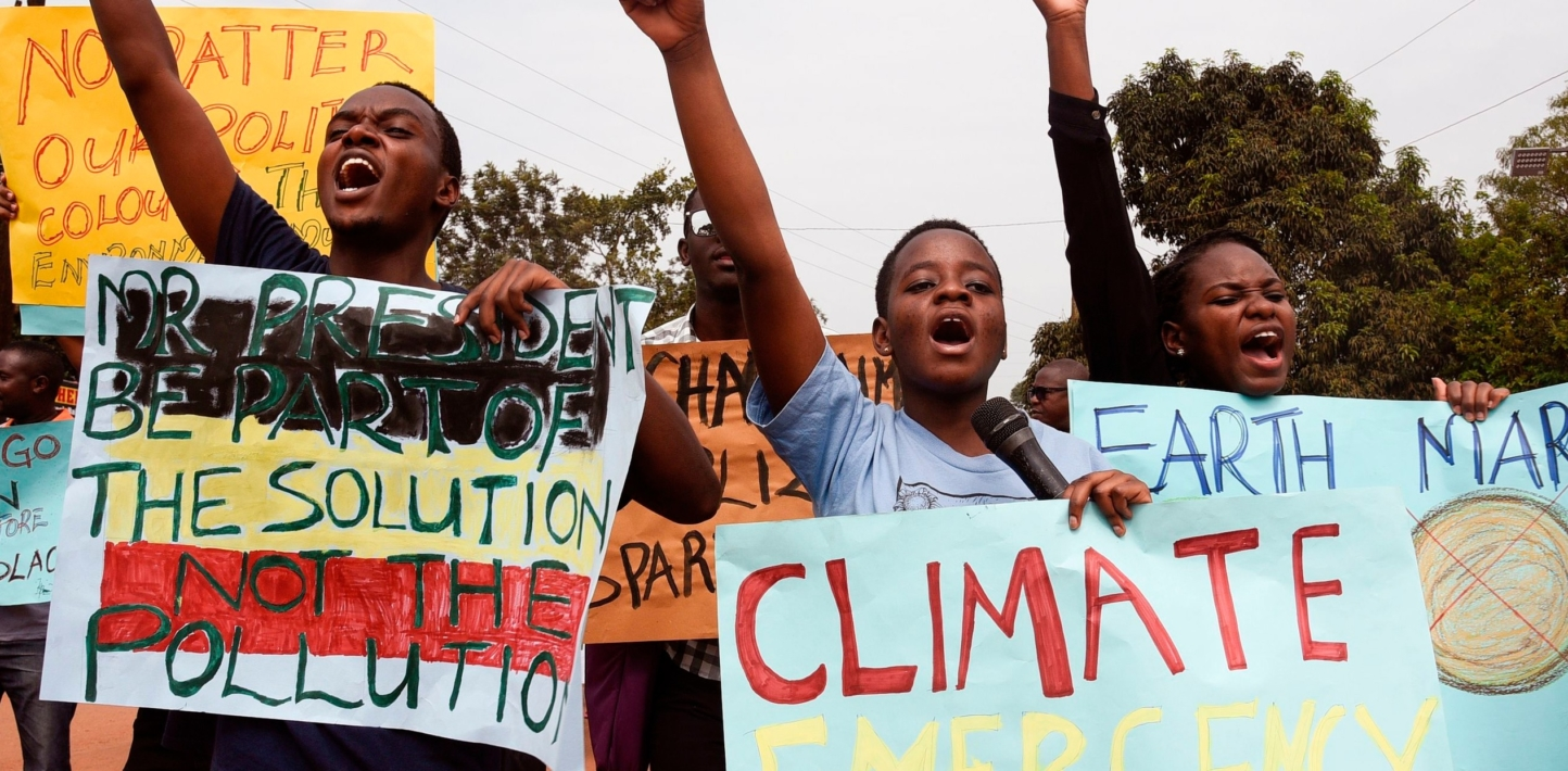 UN: Recognition of the right to a healthy environment is a milestone in the battle against the climate crisis